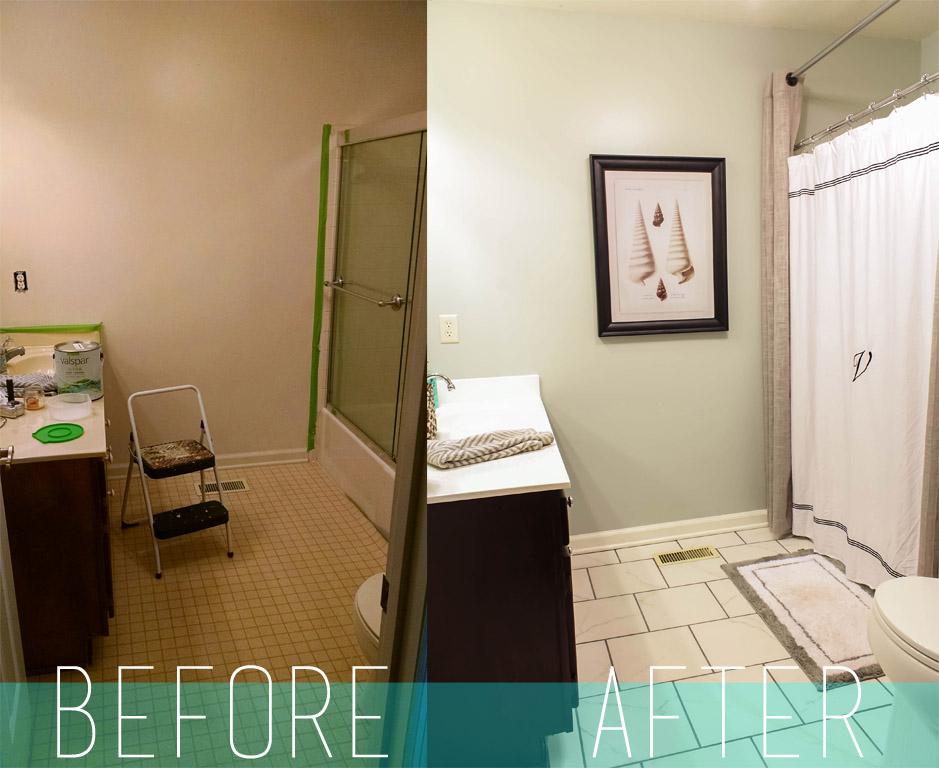 cheap bathroom makeover. cheap bathroom makeover e