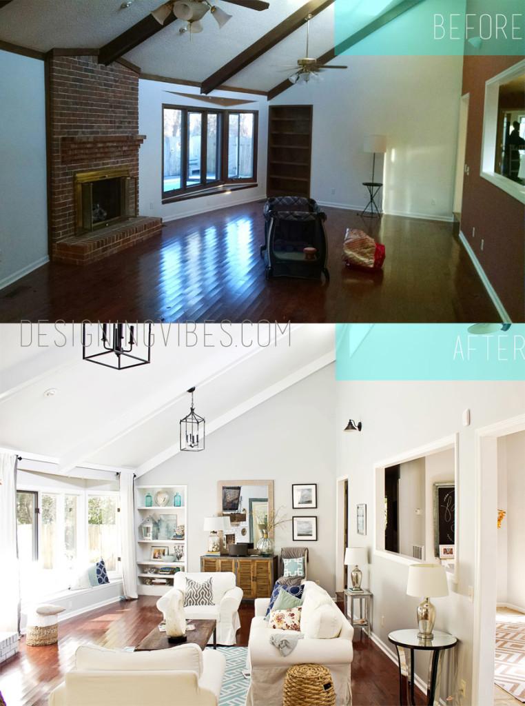Home Tour Interior Design Room Transformation