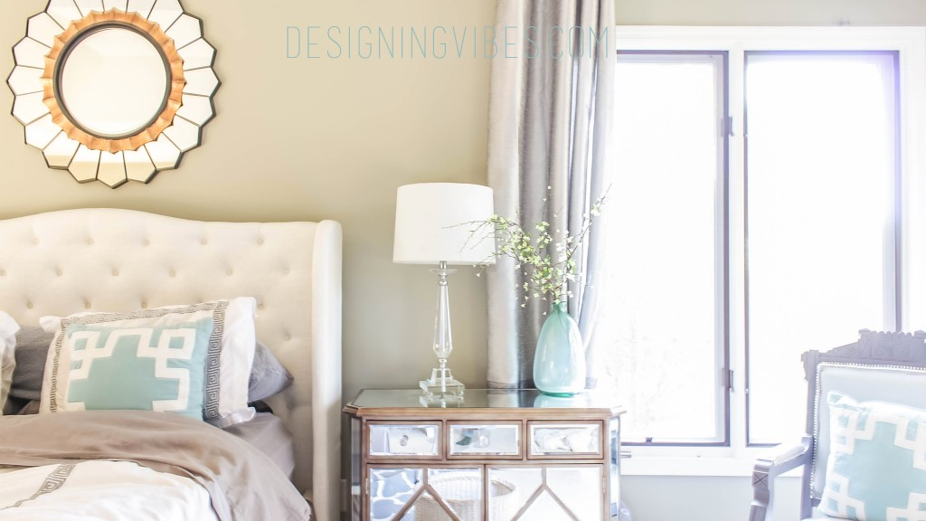 elegant and chic bedroom