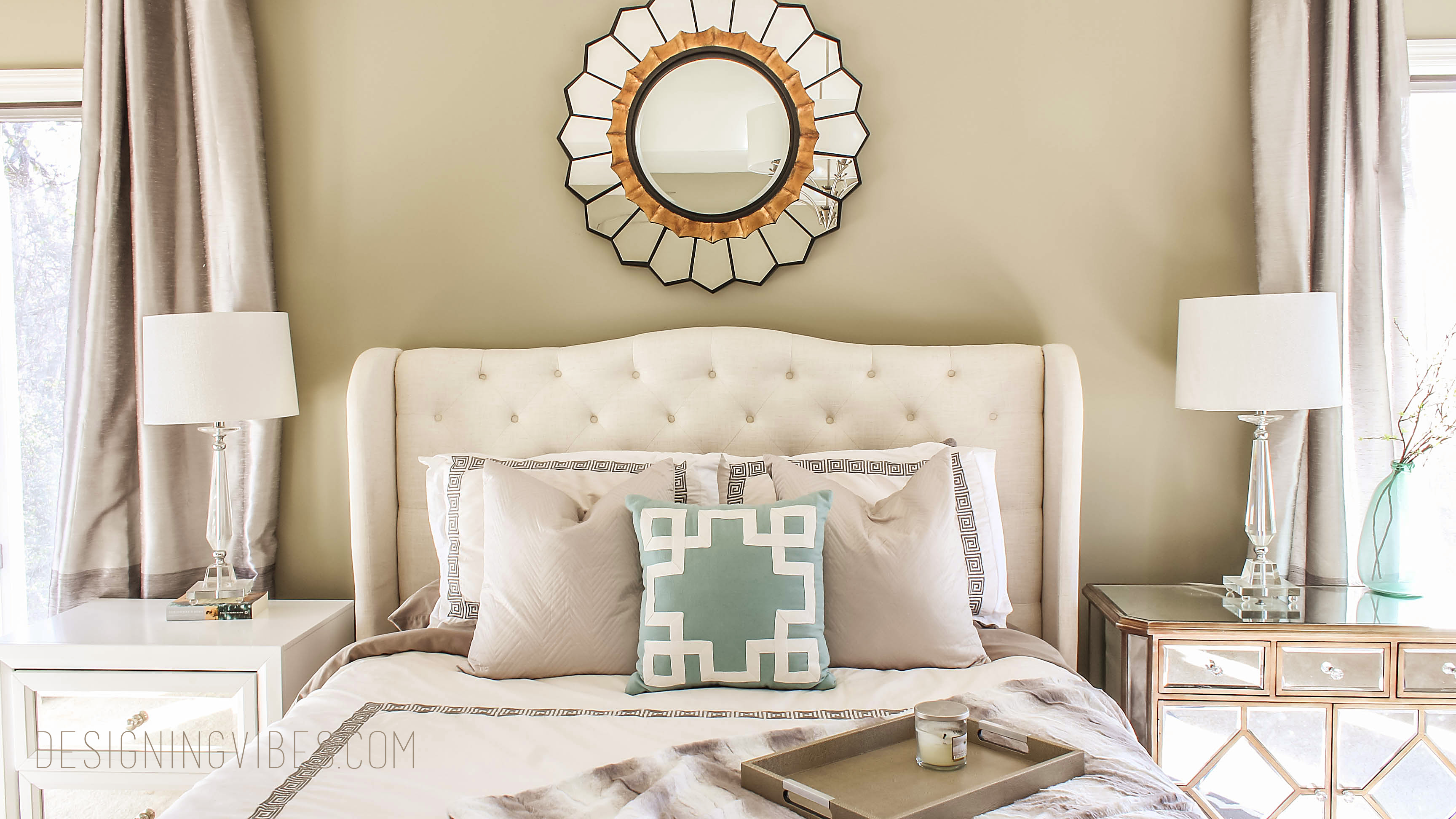 Designing Romantic Vibes in the Bedroom