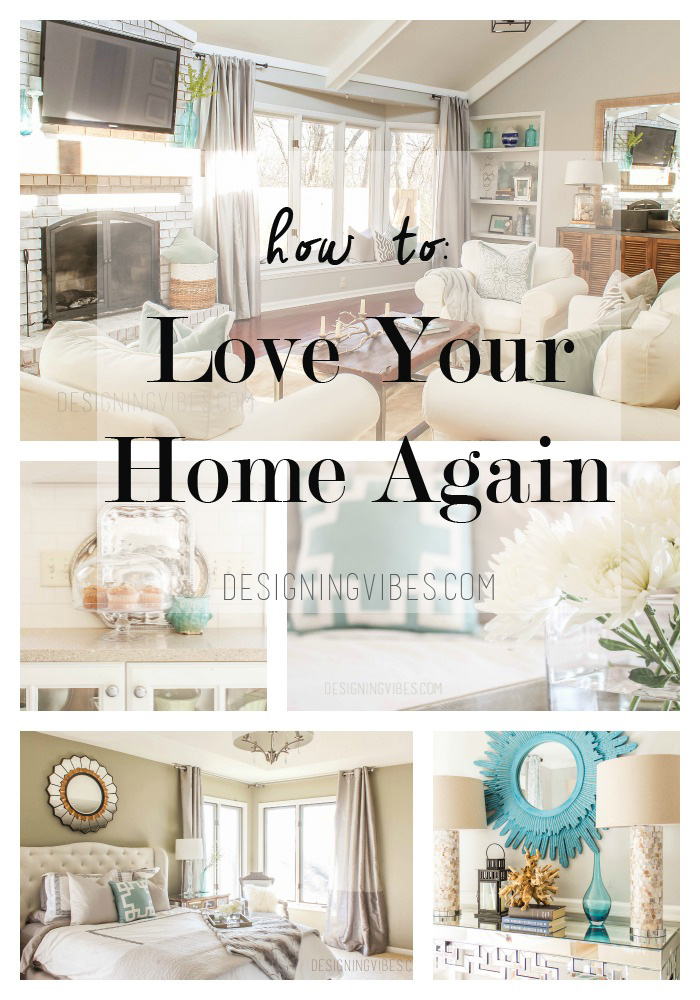 how to cheap and simple ways to love your home again home again holly mathis interiors