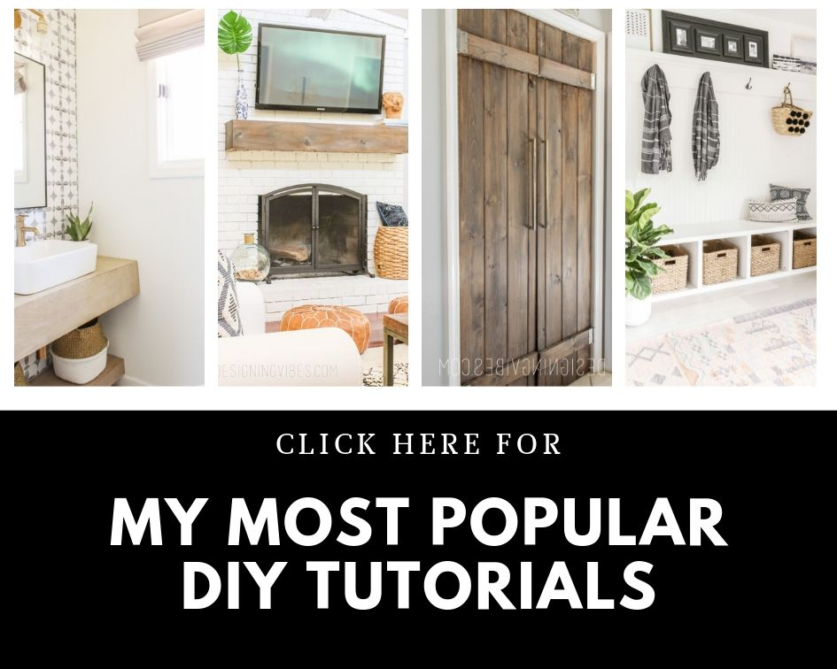 my most popular diy tutorials