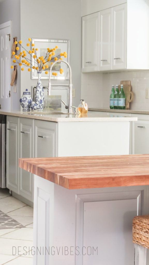 fall home decor kitchen