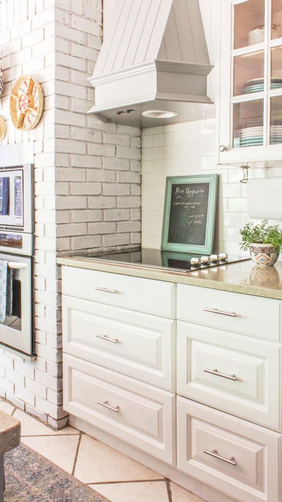 boho chic kitchen
