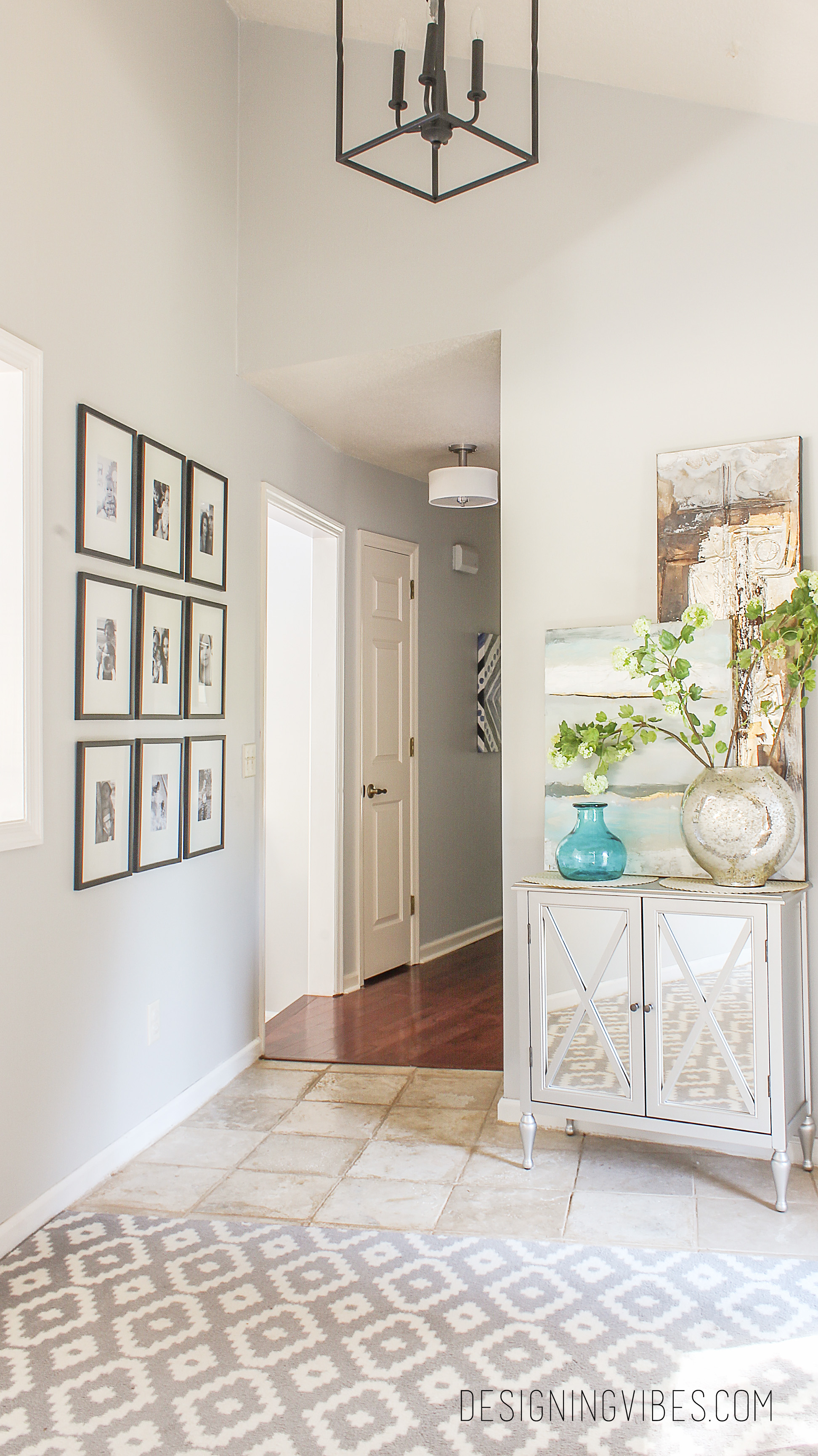 Beginner's Guide: Gallery Wall on a Budget