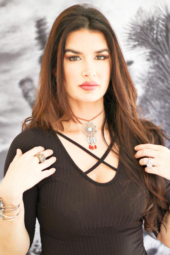 diy choker necklace easy