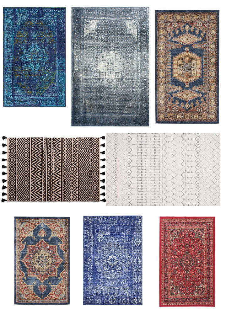 Boho Chic Rugs Under 100 Where To Buy Affordable