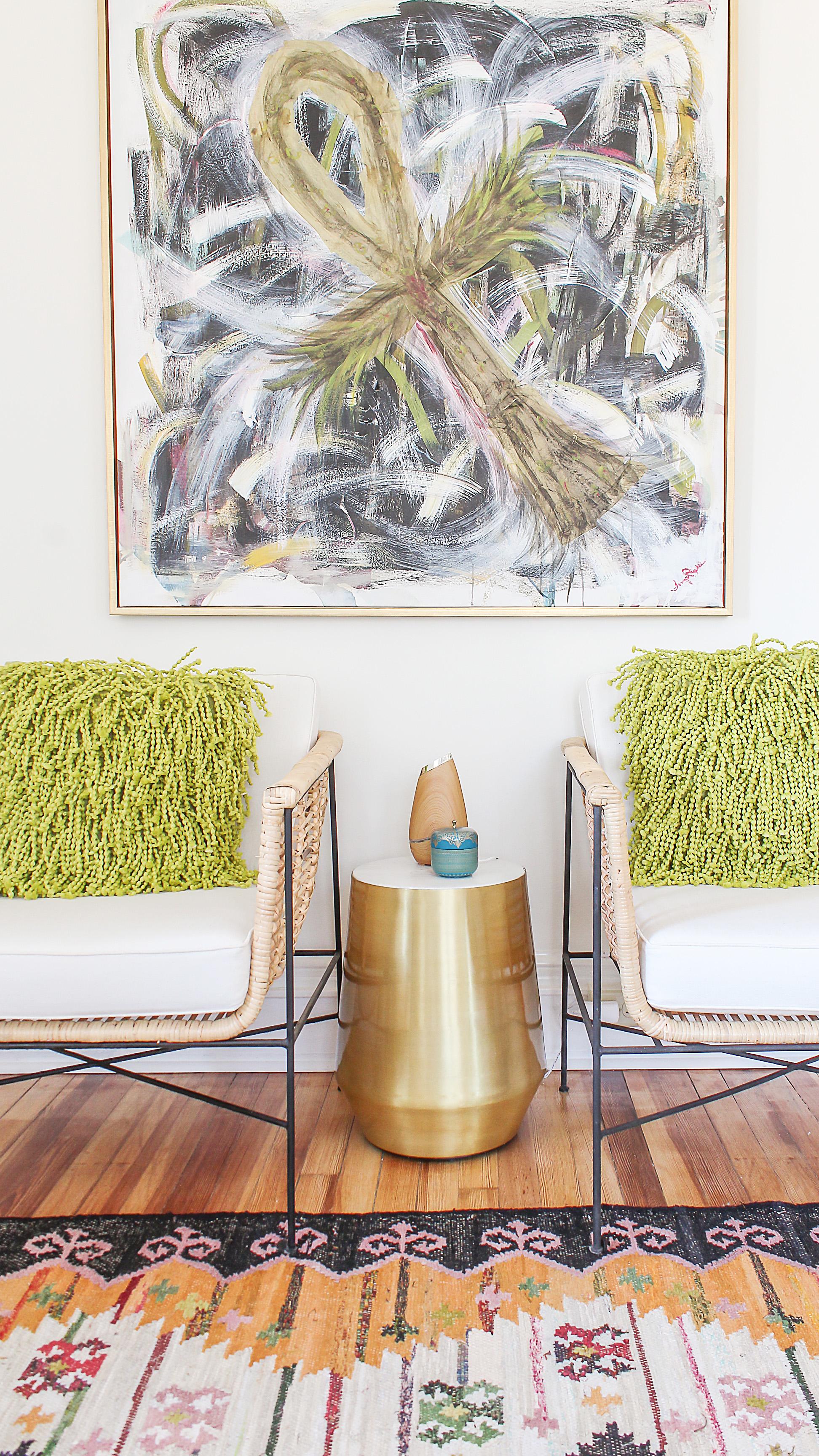 Room Decor: Esthetician Treatment Room Decor