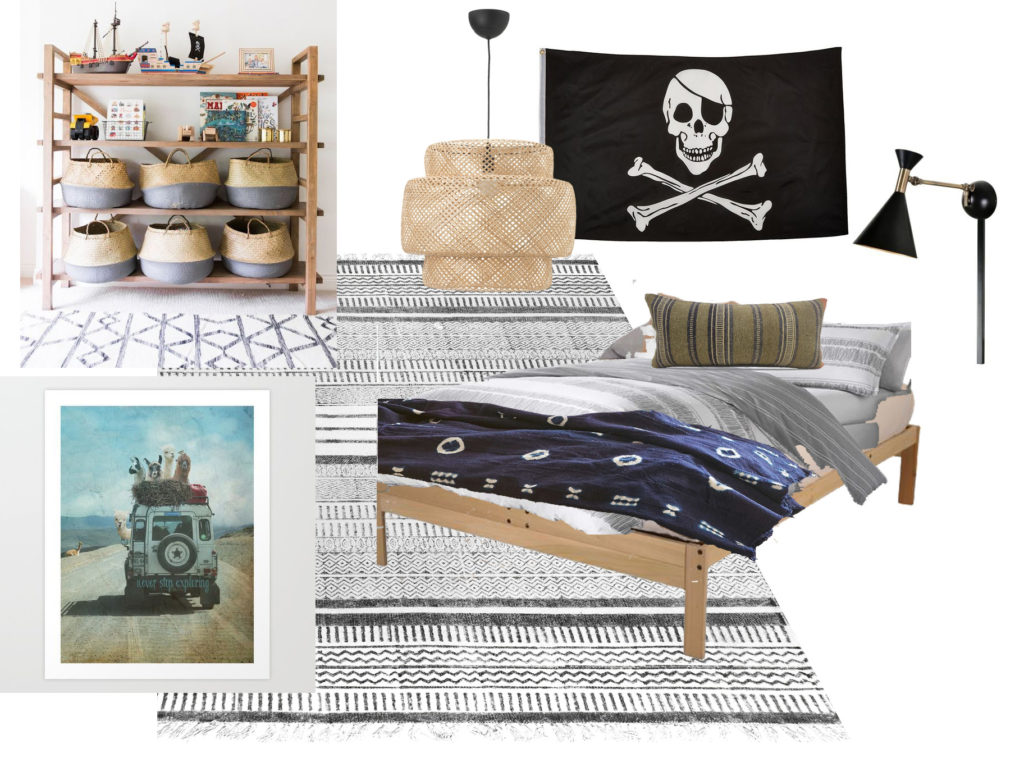 Boho Boy Room Design Plans Kid Room Decor Ideas