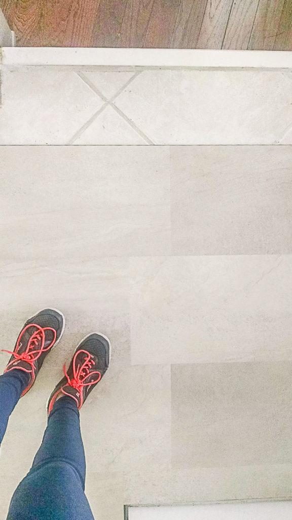 Lvt Flooring Over Existing Tile The, How To Install Vinyl Plank Flooring Over Ceramic Tile
