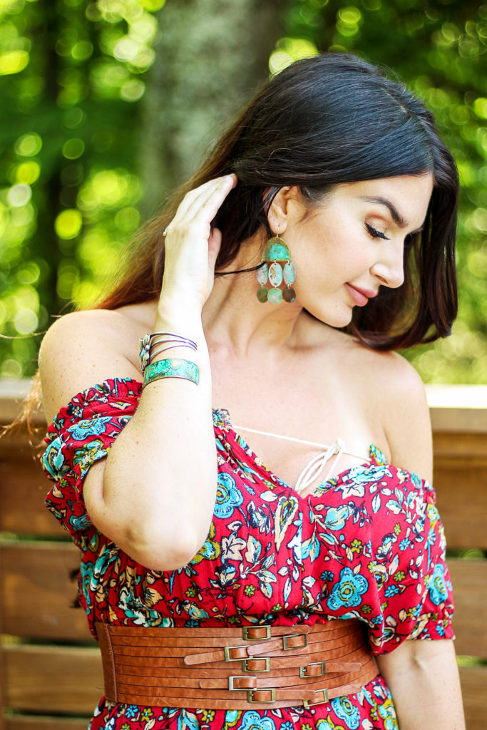 boho, handmade jewelry by Spun