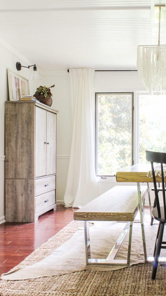 boho modern farmhouse decor