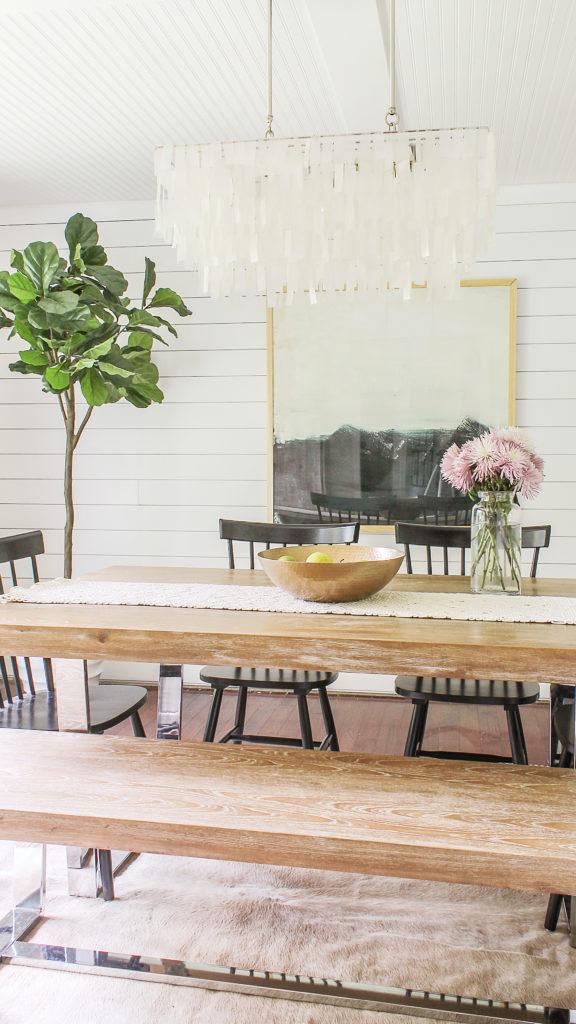modern glam farmhouse decor on a budget ideas