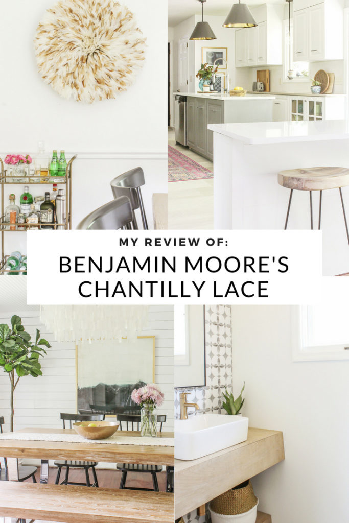 My Review Of Benjamin Moore S Chantilly Lace Best White Paint Colors