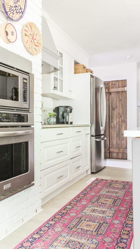 DIY refrigerator cabinets for under $40