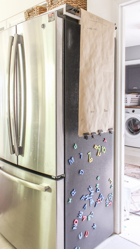 what to do when a refrigerator is too wide
