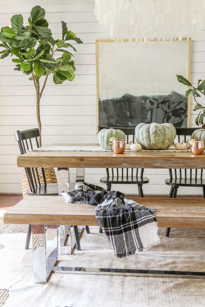 Modern Farmhouse Dining Room Decor Fixer Upper