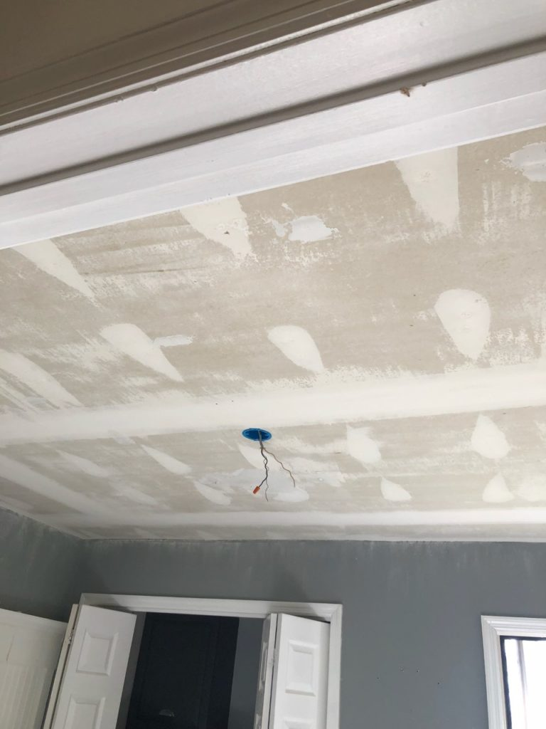 best way to remove popcorn ceilings