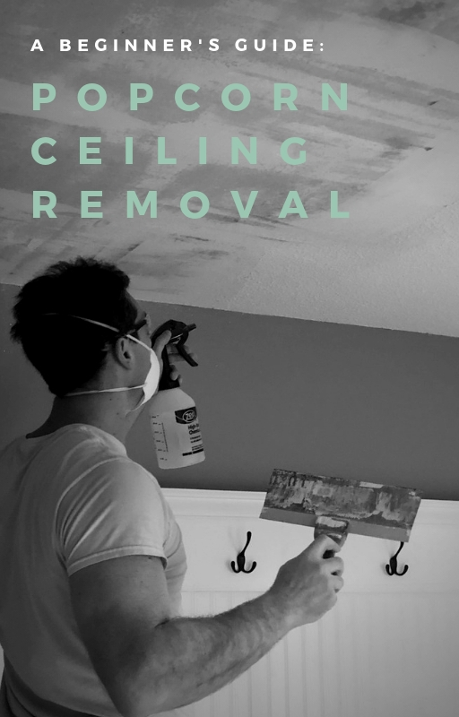 How to Remove Popcorn Ceilings Like a Pro