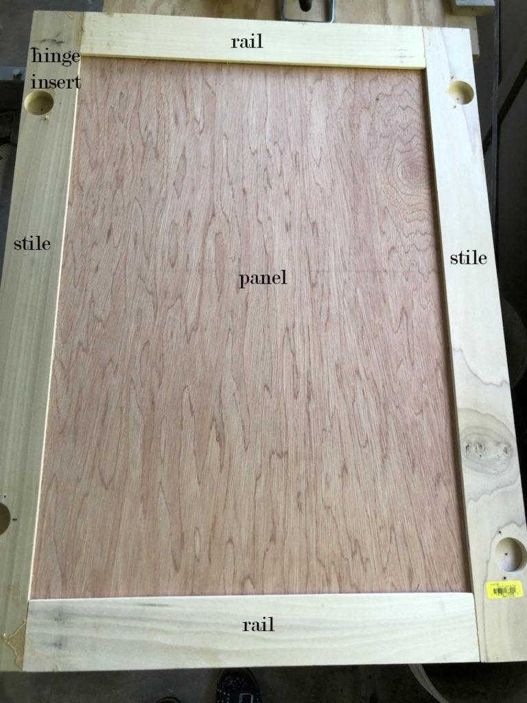 easy and cheap diy cabinet door tutorial