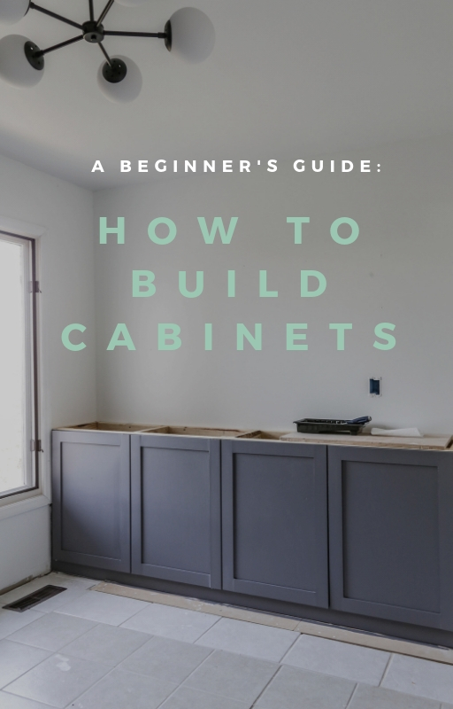 diy shaker style cabinets for kitchen