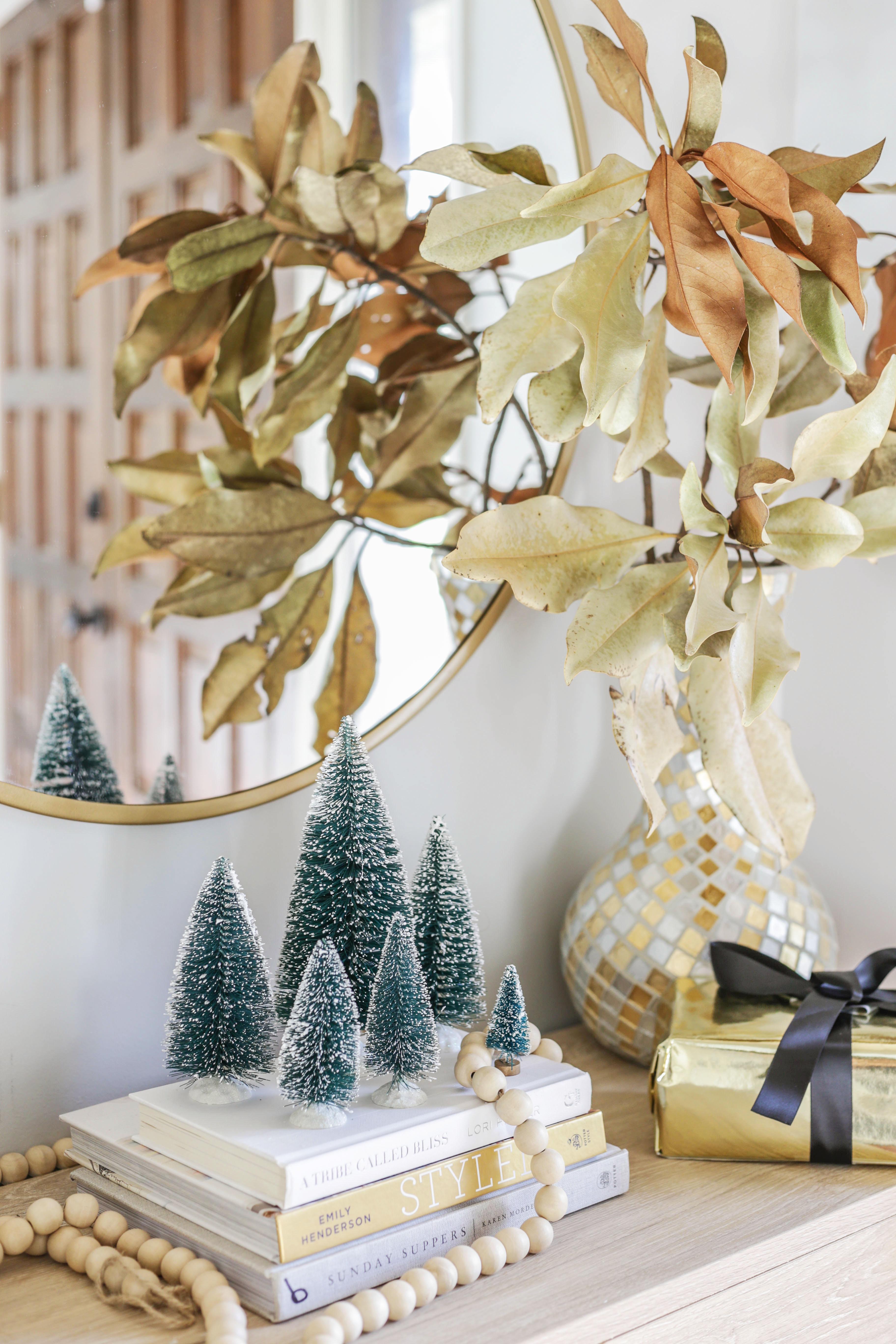 Roundup Modern Farmhouse Christmas Decor On The Cheap