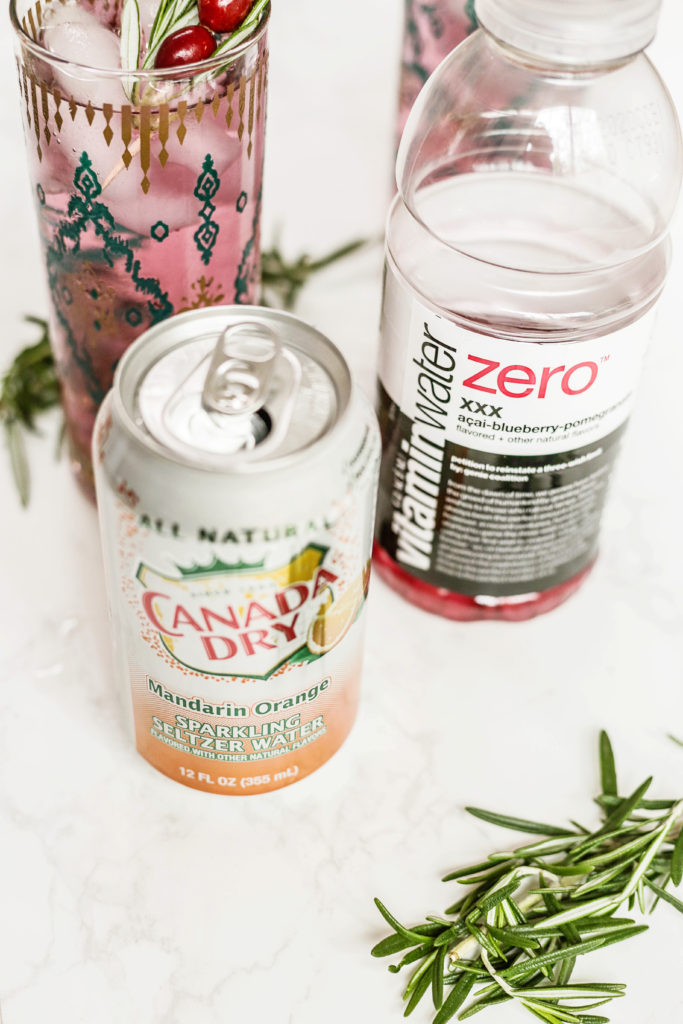 healthy christmas drink recipe