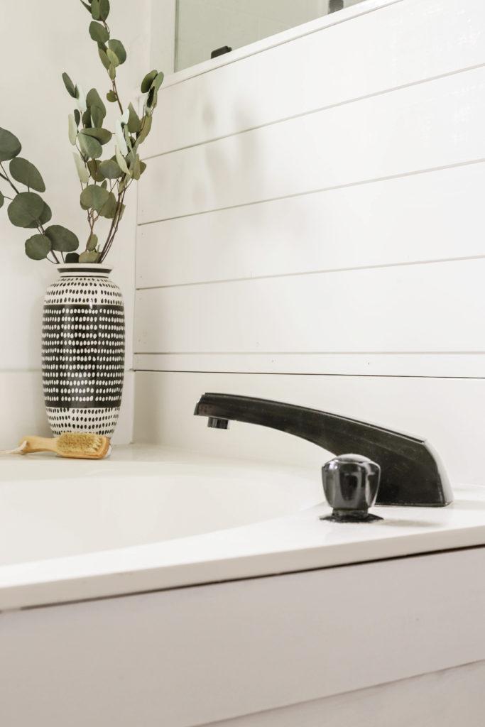 diy bathtub faucet makeover