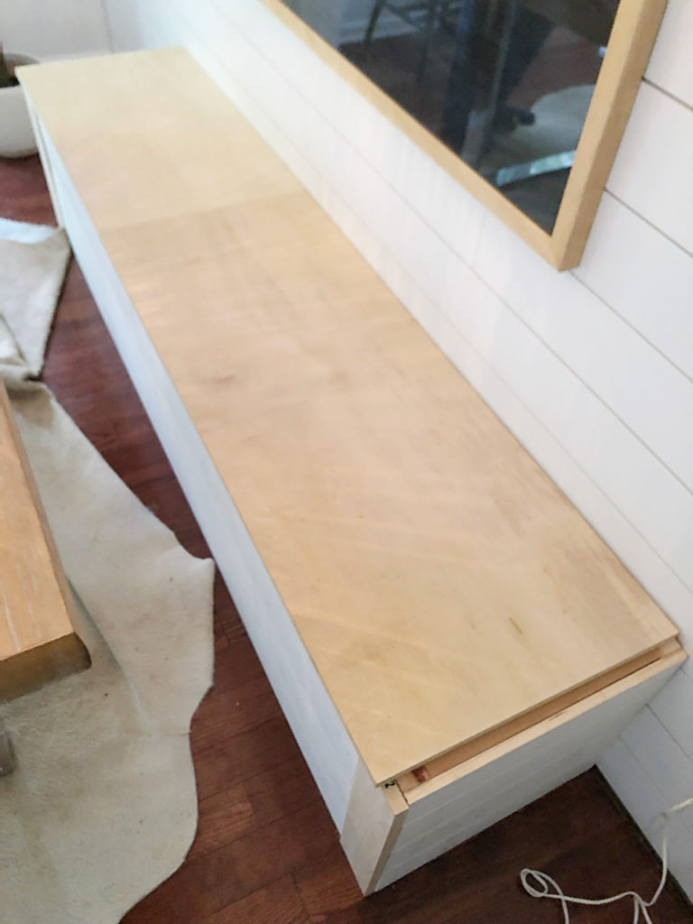 how to upholster a banquette bench