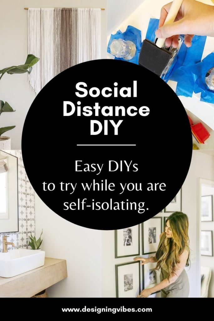 easy diy projects to try at home