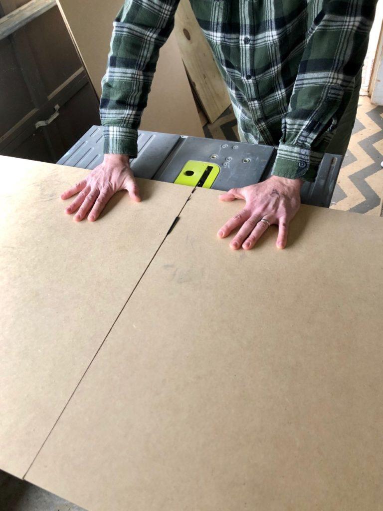 modern sliding barn doors tutorial