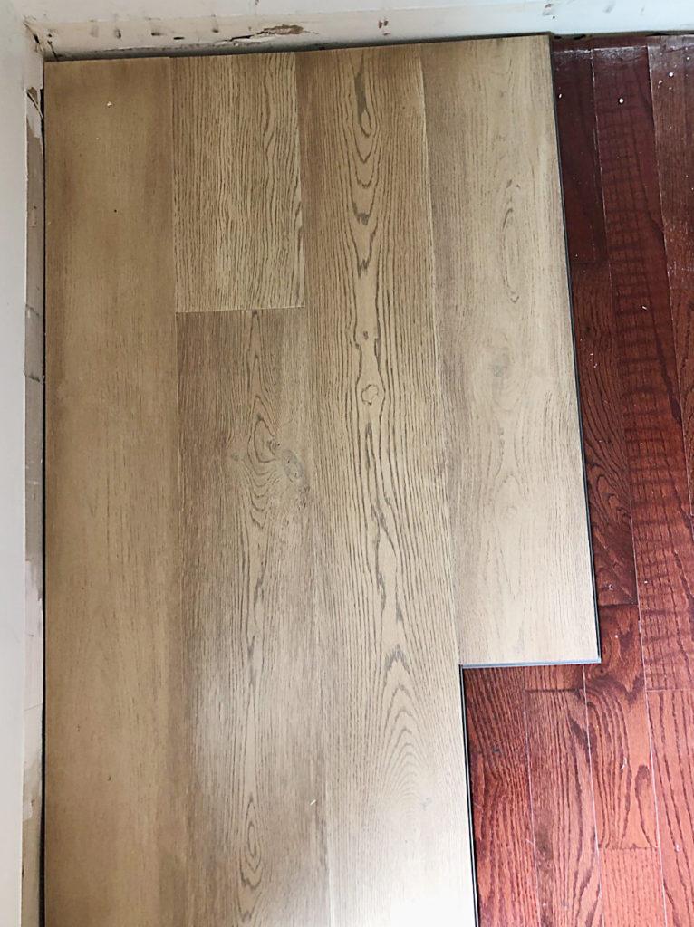 diy hardwood flooring install tutorial