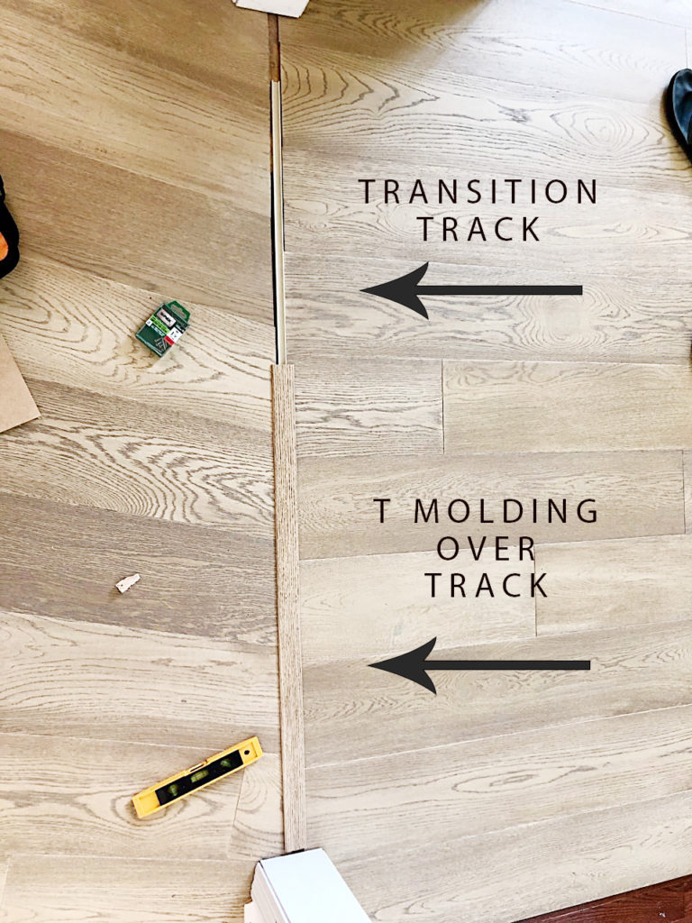diy hardwood flooring install for beginners