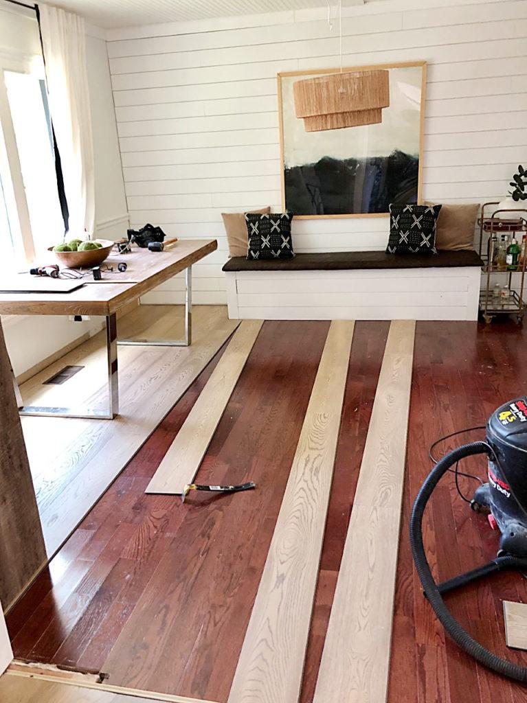 diy hardwood flooring installation tutorial
