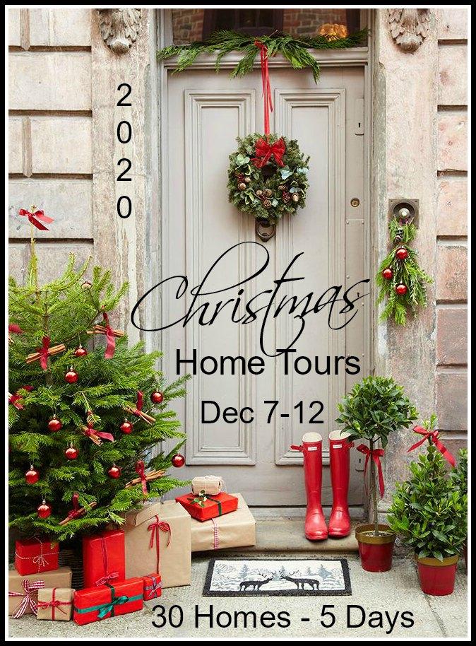 christmas home tour 2020