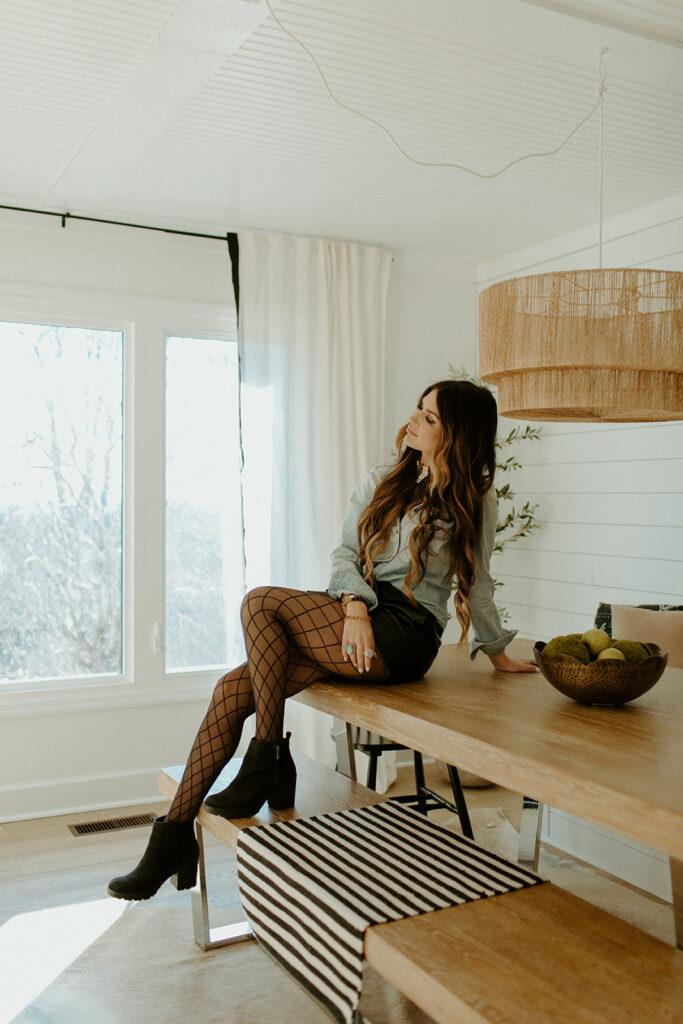 erica van slyke blogger designing vibes