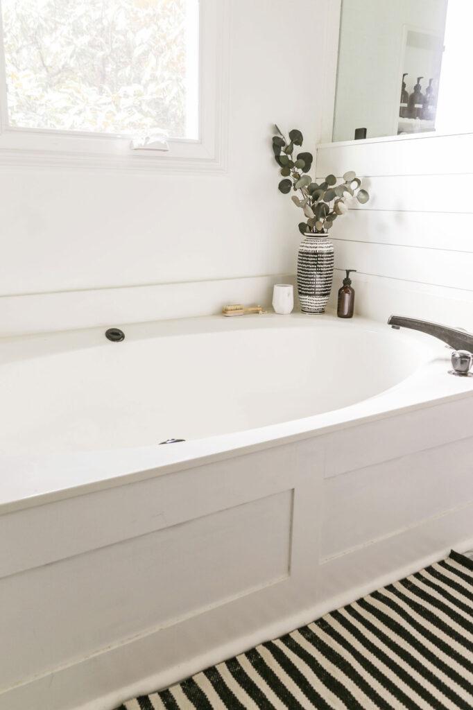 painting bath tub diy