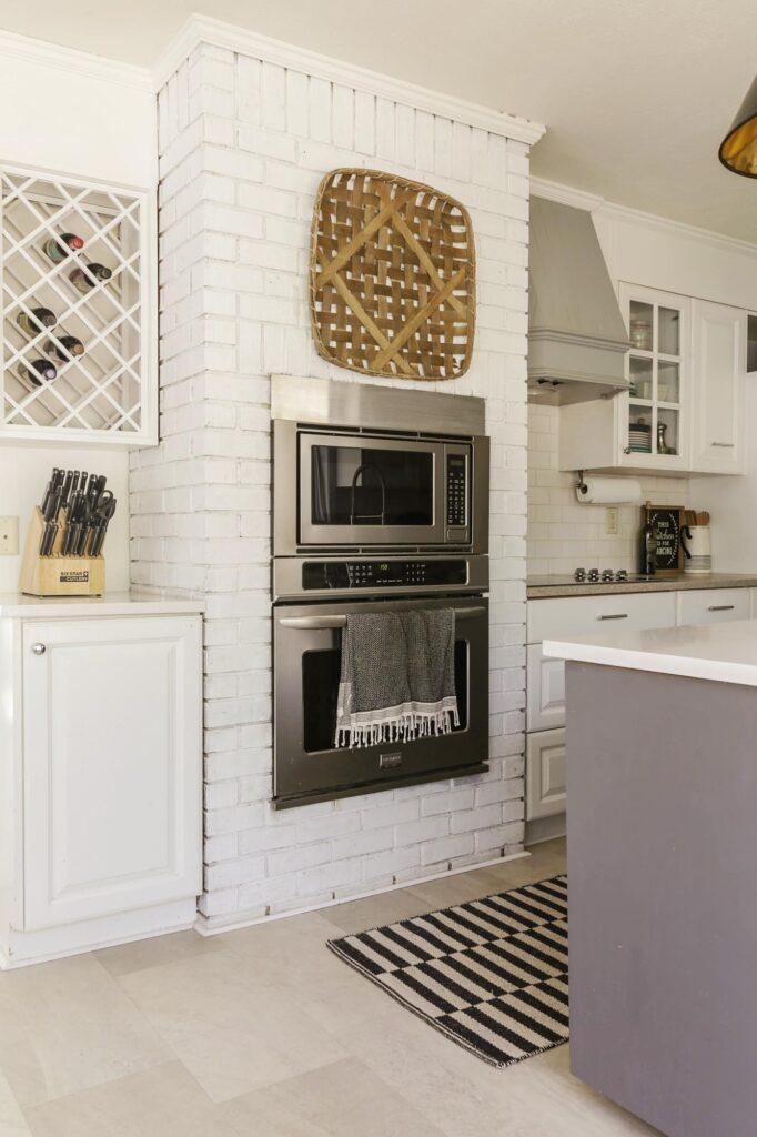boho farmhouse kitchen remodel