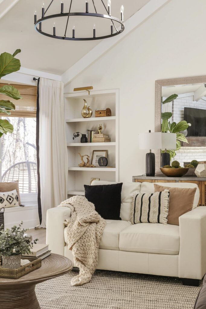 boho chic living room ideas