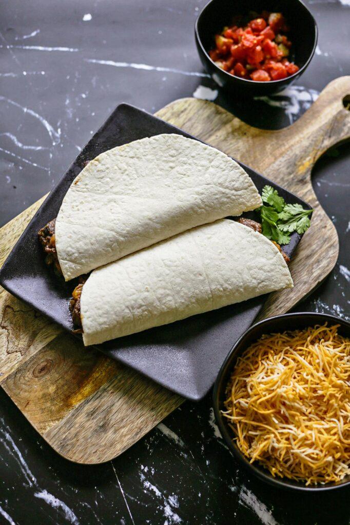 low carb dinner ideas steak tacos