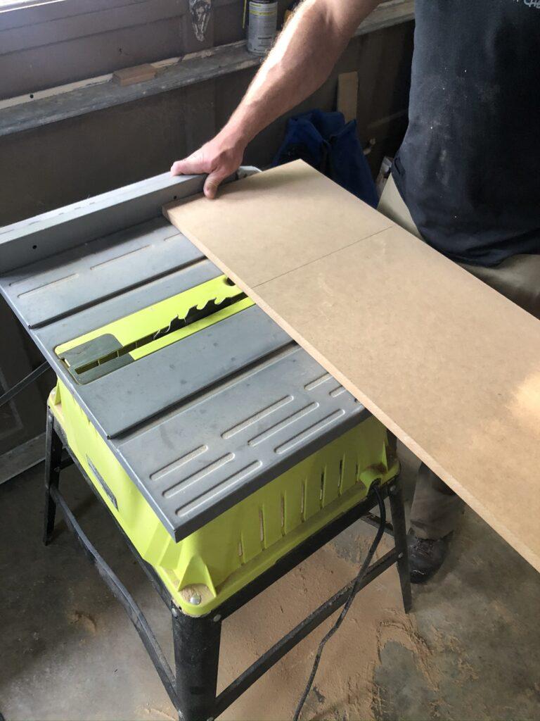 diy kitchen nook bench with storage