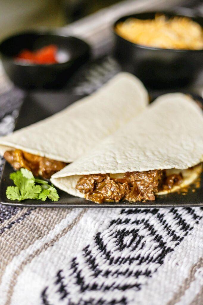 low carb cheesteak tacos recipe