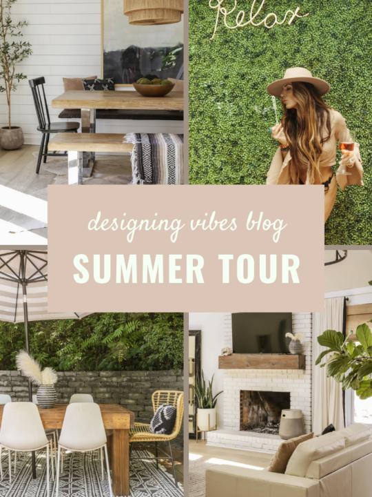 Summer Home Tour 2021