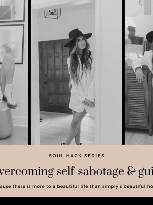 How to Release Guilt and Overcome Self-Sabotage