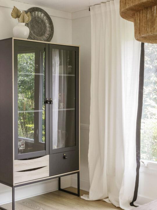 Black Display Cabinet Roundup