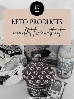 the best keto snack foods